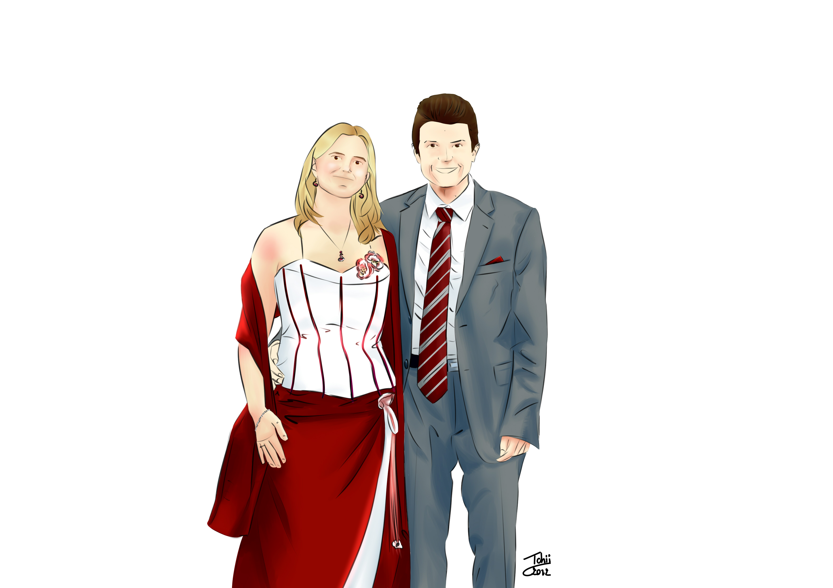 Croquis dessins et colorisations page 8 - Dessin costume ...